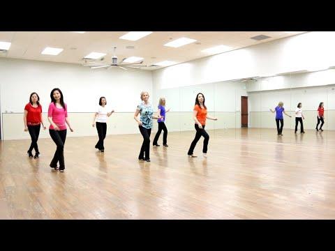 Shot Of Tequila - Line Dance (Dance & Teach In English & 中文)