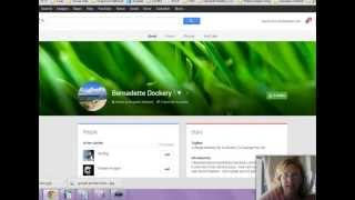 How to Create a google circle and easliy sort all the people you follow into categories