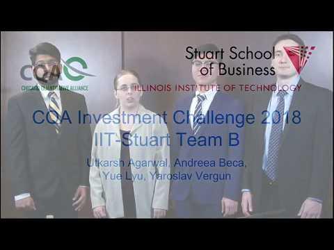 IIT-Stuart Team B CQA Investment Challenge 2018