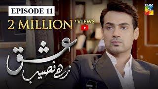 Ishq Zahe Naseeb Episode #11 HUM TV Drama 30 August 2019