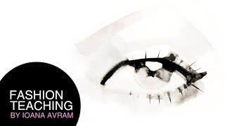 How to paint an eye in watercolors Thumbnail