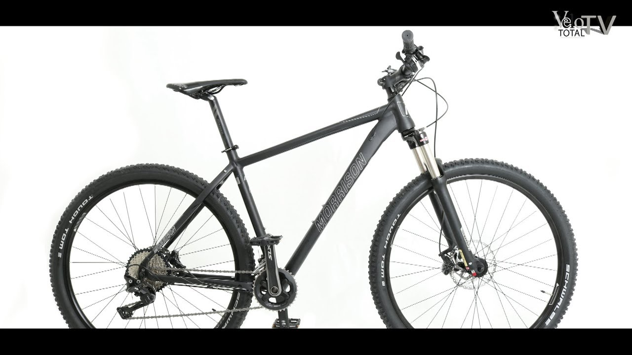 GE-CHECKT: MORRISON KIOWA Hardtail - 2018 - YouTube