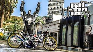เวน่อมป่วนเมือง (Venom GTA V Mod)