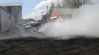 Mat's Burnout at Bandido's Burnout Comp