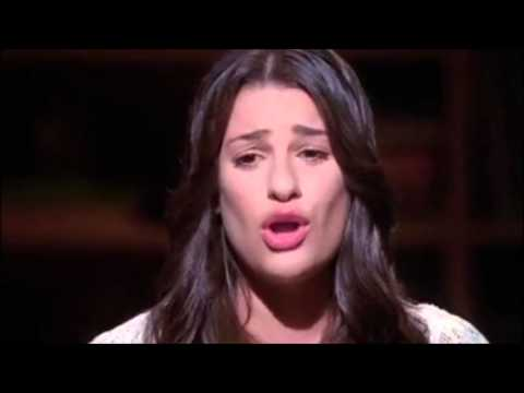 GLEE Defying Gravity Full Performance From Wheels