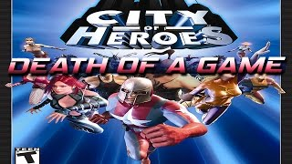 Death of a Game: City of Heroes