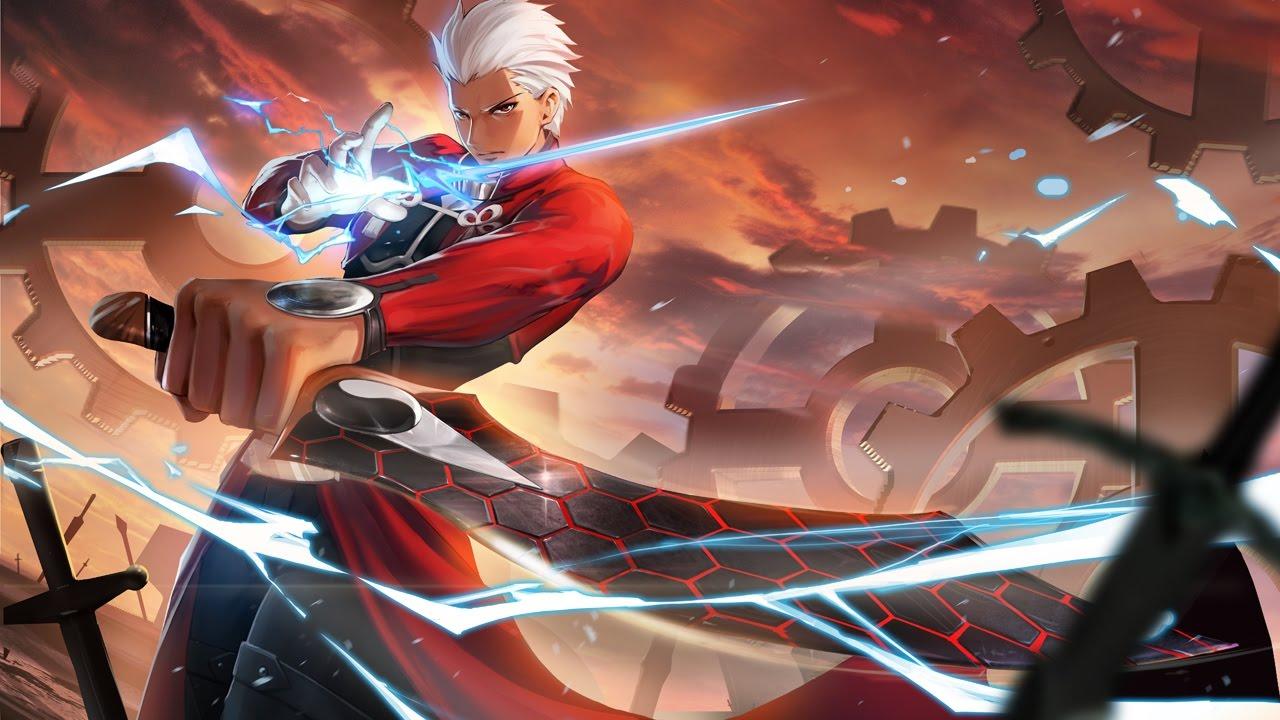300 Heroes Gameplay - Emiya shirou Archer