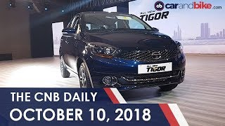 Tata Tigor Facelift | New Hyundai Santro Bookings Open | Datsun Go and Go+ Facelift Launched