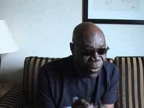 Manu Dibango Interview