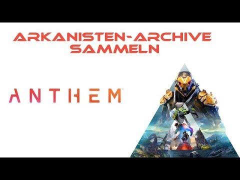 Anthem Trophäen