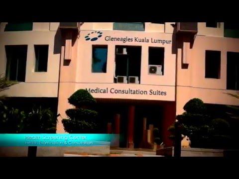 A Look Through Gleneagles Kuala Lumpur