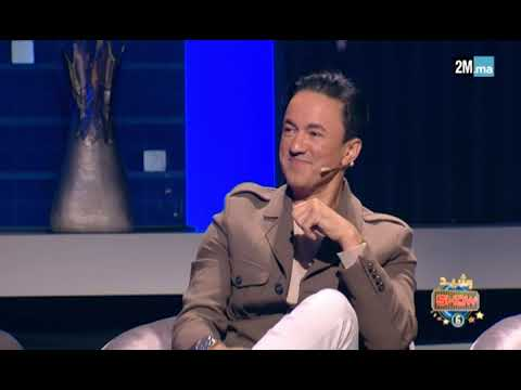 المنتج العالمي ريدوان يعبر عن مدى حبه لفريق ريال مدريد...في 'رشيد شو'