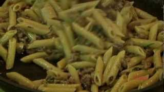 Simple pasta recipe - Chef jon ashton shares his favorite midweek Italian pasta dish. thumbnail