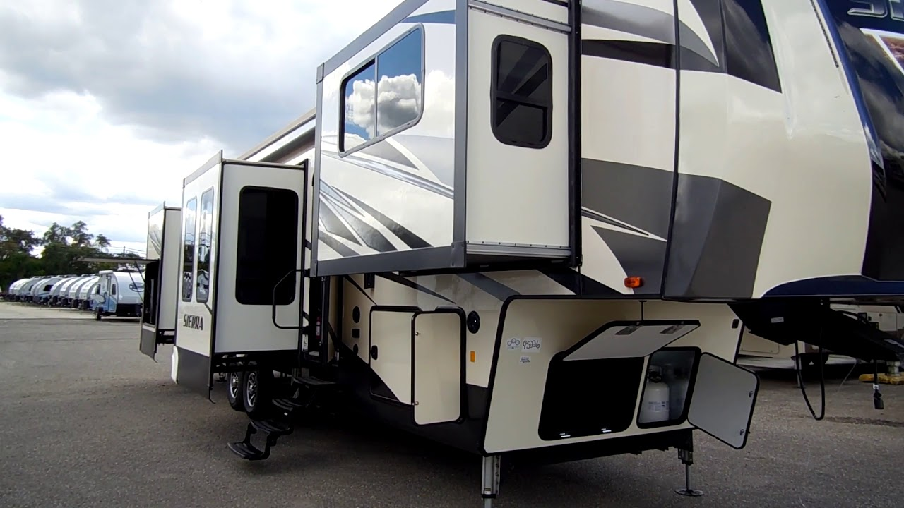 2018 1 2 Sierra 379flok 5th Wheel At Couchs Rv Nation A Rv