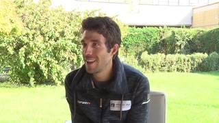 Thibaut Pinot - interview d'avant course - Tour de Lombardie/Il Lombardia 2018