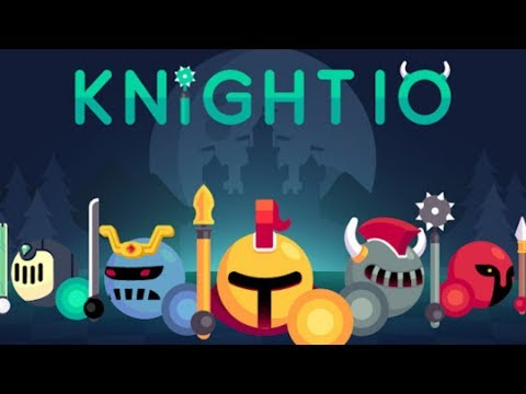 Knight.io EP 1   Legendary Knight and mace   Android Gameplay - MY ROD DESTROYS ALL