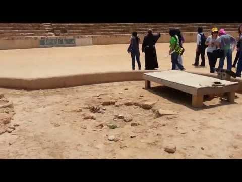 Caesarea National Park - Herodian Amphitheatre