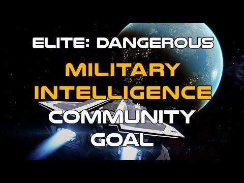 Elite Dangerous - Military Intelligence (All that Money!)