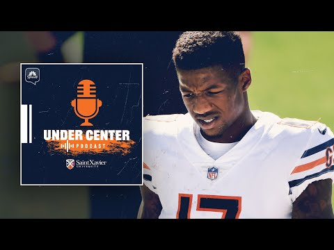What was Anthony Miller doing?! | Bears vs Saints playoffs recap | Under Center Podcast