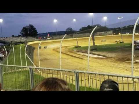 Lawrenceburg speedway hornet heat 2..9/17/16