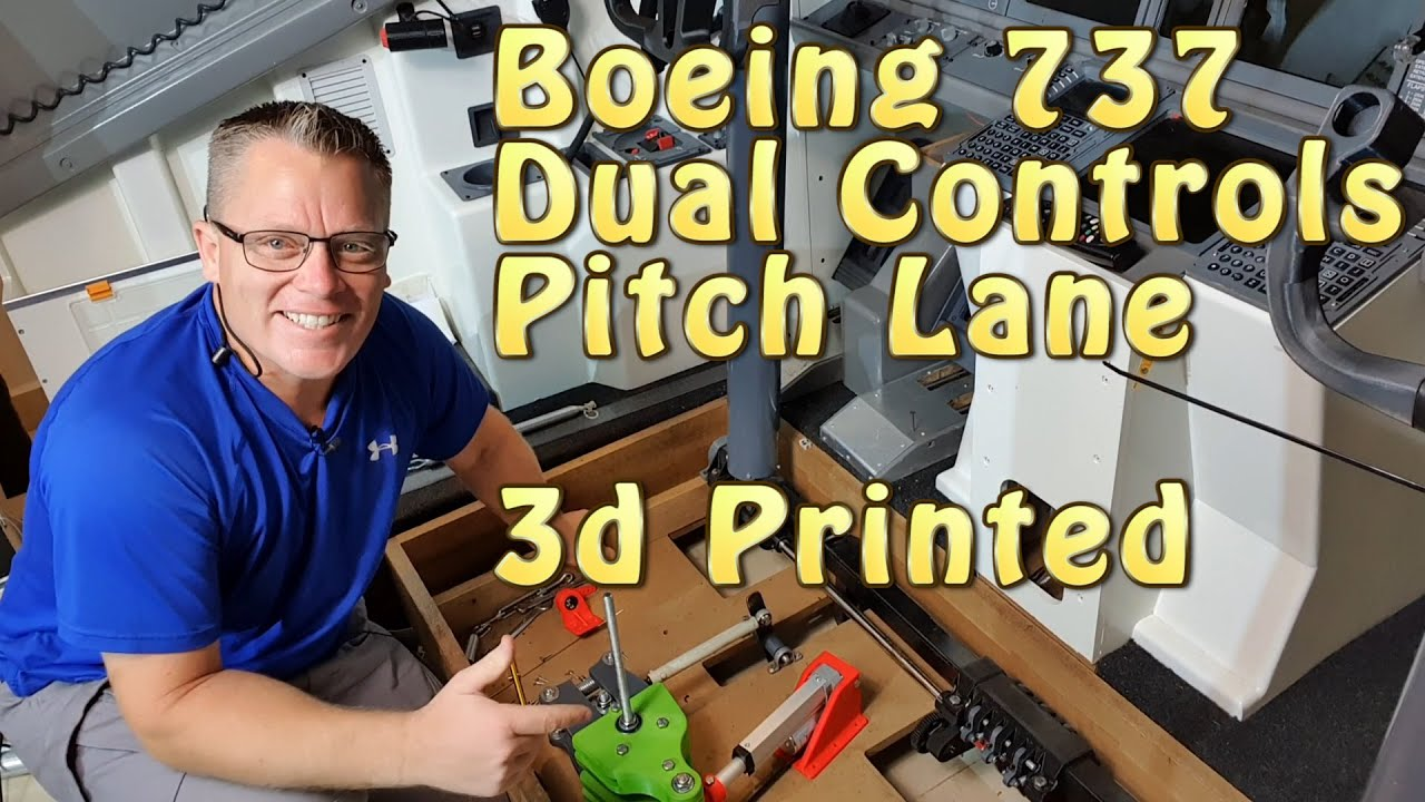 Dual Control Pitch lane Build Video out now