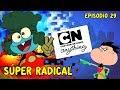 ¡¡¡Este episodio es SUPER RADICAL!!!   CN Anything   Cartoon Network