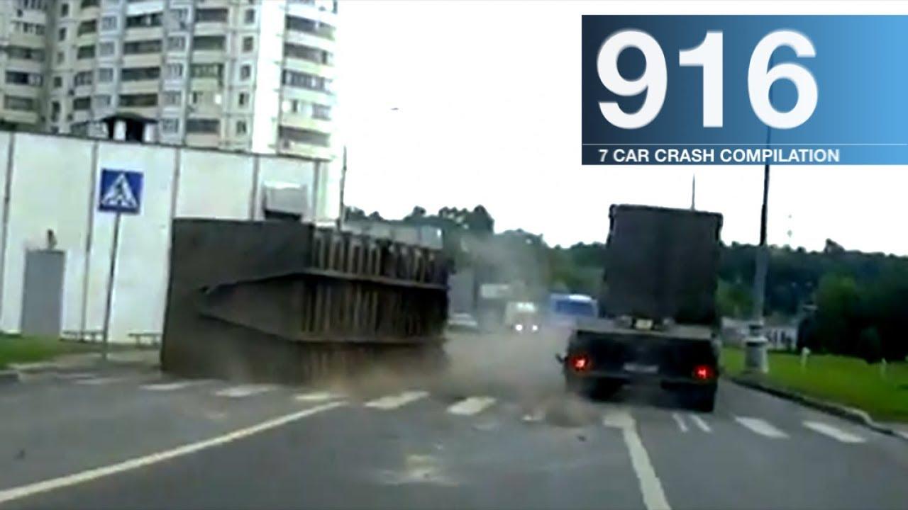 Car Crash Compilation 916 September 2017 Youtube
