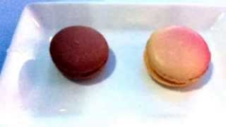 Boba My Tea Life - Episode 27, The Macaron Edition Featuring Red Velvet And Rose...