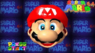 Super Mario 64 HD - Full Game Walkthrough