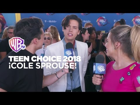 Teen Choice 2018  Cole Sprouse