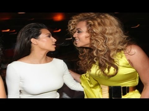 Kim Kardashian And Beyonce Have A Verbal Fight