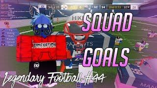 SQUAD GOALS Legendary Football Funny Moments 44