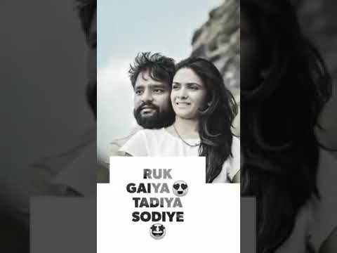 Tere Bina Jina Saja Ho Gya WhatsApp Status Video