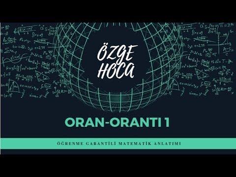 ORAN-ORANTI 1 #YKS #TYT #9.SINIF #MATEMATİK
