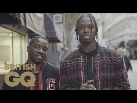 Krept and Konan go Luxury Watch Shopping in Hatton Garden | British GQ