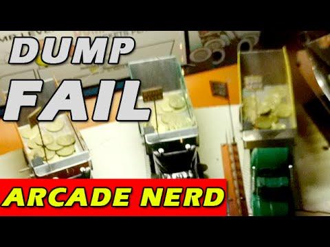 Big Haul Arcade Game DUMP FAIL! Arcade Nerd |