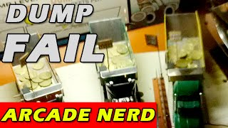 Big Haul Arcade Game DUMP FAIL! Arcade Nerd​​​ | Matt3756​​​