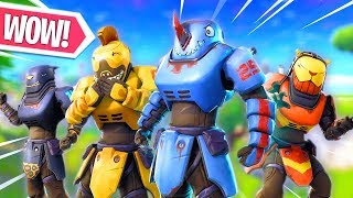 NEW BEASTMODE SKINS!! BUY OR DEMOLISH?! Fortnite Battle Royale LIVE
