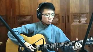 Những mùa đông yêu dấu fingerstyle guitar demo
