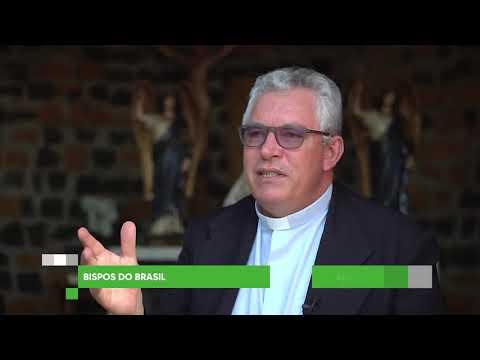Chamada da entrevista de Dom Geremias Steinmetz para o programa Bispos do Brasil da TV Evangelizar