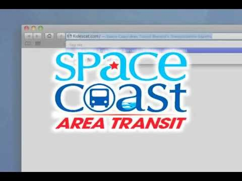 Space Coast Area Transit - How to Use the Google Maps Trip Planner - Brevard County Florida
