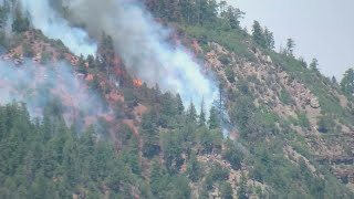 416 Fire near Durango grows to 8.600 acres, more evacuations ordered