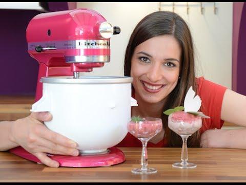 DIY: selbst gemachtes Eis - cremiges Fruchteis und 1-Minute-Eis / Teil 1 / Sallys Welt