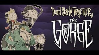 The Gorge Must Feed | Don't Starve Together Live Stream Part 98