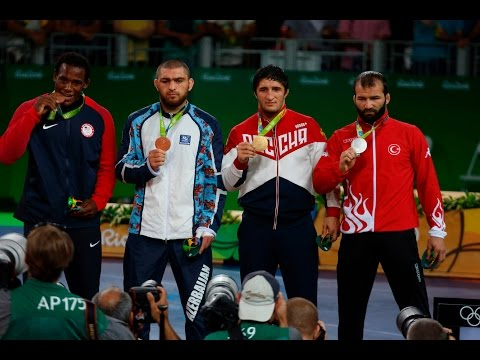 Rio 2016 Olympic Freestyle Wrestling 86kg