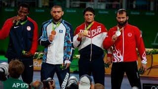 Rio 2016 Olympic Freestyle Wrestling 86kg