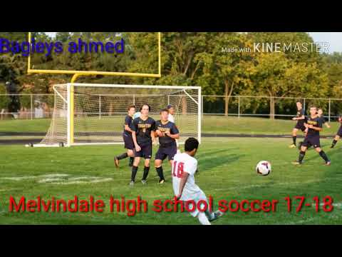 Melvindale high school soccer 17-18