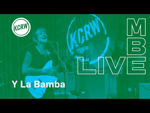 "Y La Bamba performing ""Bruja De Brujas""  on KCRW"