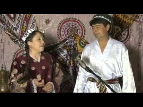 Intangible Cultural Heritage Elements of Ferghana Valley (DVD1)