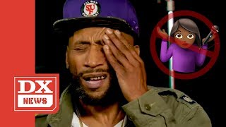 "Lord Jamar Claims Female Rappers Are Not ""Real Hip Hop"" During Interview With Bosschick Raine"